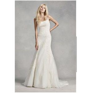 HP 🙏Vera Wang White ivory wedding dress